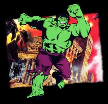 The Incredible Hulk - Main title - L'Incroyable Hulk - Générique