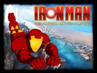 Iron Man: Armored Adventures - Main title - Iron Man: Armored Adventures - Générique