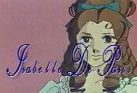 Paris no Isabelle - Isabelle de Paris