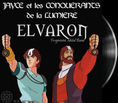 Jayce and the wheeled warriors - Jayce et les Conquérants de la Lumière - Reprise Elvaron