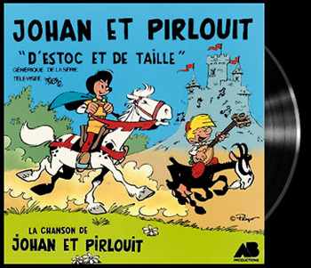 Johan and Peewit - Song - Johan et Pirlouit - Chanson