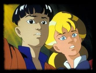 Les Jumeaux du Bout du Monde / Twins of Destiny - Main title - Jumeaux du bout du monde (les) - Générique