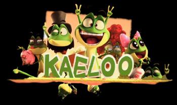 Kaelou - Main title - Kaeloo - Générique