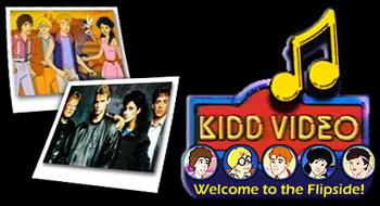 Kidd Video - Main title - Kidd Vidéo - Générique
