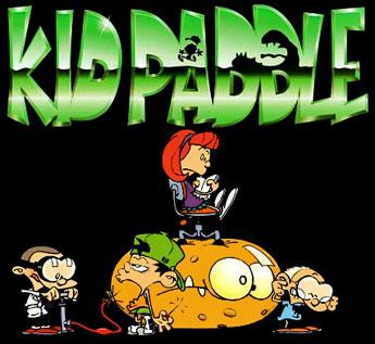 Kid Paddle - Main title - Kid Paddle - Générique