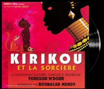 Kirikou et la sorcière - Main title - Kirikou et la sorcière -