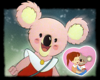 Fushigina Koala Blinky - Italian main title - Koalous (les) - Générique italien