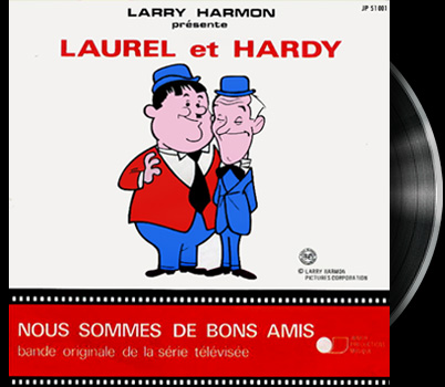 Laurel & Hardy - Main title - Laurel & Hardy - Générique