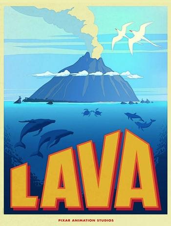 Lava - Opening VO - Lava - Generique VO