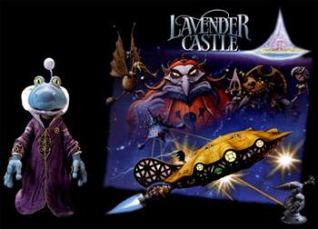 Lavender Castle - Opening - Lavender Castle - Générique de début