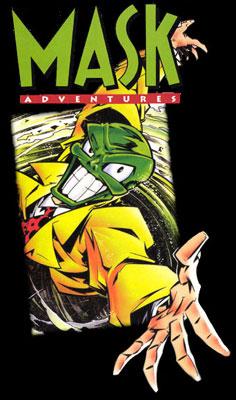 The Mask - The Animated Series - Americain main title - Mask (le) - La Série Animée - Générique américain