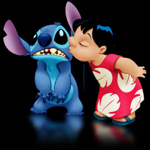 Lilo & Stitch - Hawaiian Roller Coaster Ride - Lilo & Stitch - Hawaiian Roller Coaster Ride