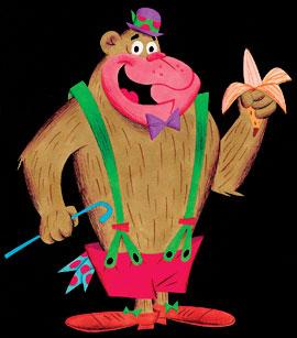 Magilla Gorilla - Magille le gorille - VO