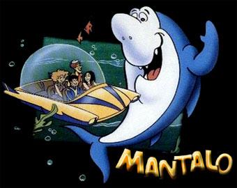 Jabberjaw - Main title - Mantalo - Générique