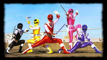 Hikari Sentai Maskman - Main title - Bioman 2 :  Maskman - Générique -
