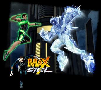 Max Steel - Opening - 2nd Season - Max Steel - Générique de début - 2eme saison