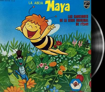 Mitsubachi Maya no bôken - Spanish song - Maya l'Abeille - La chanson de Flip : Version espagnole