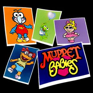 Jim Henson's Muppet Babies - Main title - Muppet Babies - Générique VO