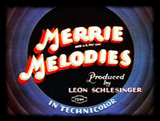Merrie Melodies - Opening - Merrie Melodies - Gnrique de dbut