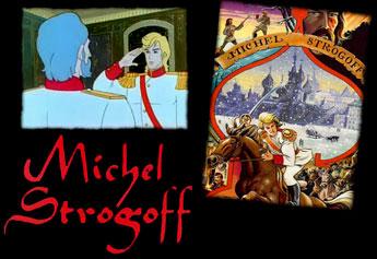 Michel Strogoff - Main title - Michel Strogoff - Générique