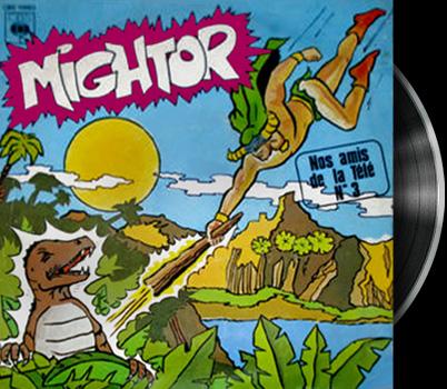 The Mighty Mightor - Mightor (Les exploits de)