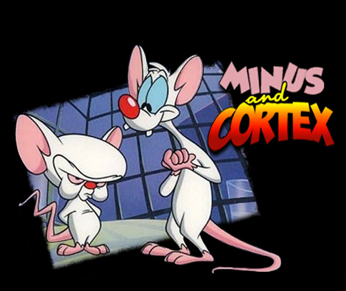 Pinky and the Brain - Minus et Cortex - Générique
