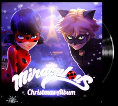 Miraculous : Les aventures de Ladybug et Chat Noir  - Bad santa Claws - Miraculous : Les aventures de Ladybug et Chat Noir - Bad Santa Claws