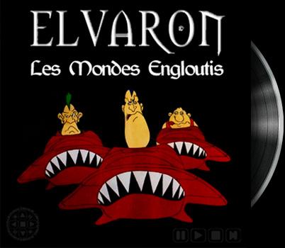 Mondes Engloutis (les) - Mondes Engloutis (les) - Reprise Elvaron