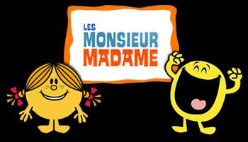 Mr Men Show 2008 - Main title - Monsieur Madame (Les) 2008 - Générique