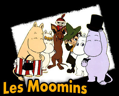Tanoshii Moomin ikka - Ending - Moomins (les) - Générique de fin