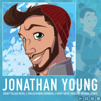 I'll Make a Man Out of You - Mulan - I'll Make a Man Out of You - Jonathan Young
