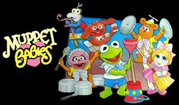 Jim Henson's Muppet Babies - Opening - Muppet Babies - Générique de début