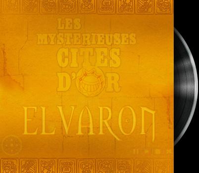 Taiyo no Ko Esteban - Mystérieuses cités d'or (les) - Reprise Elvaron