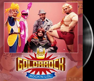 Taiyo no Ko Esteban - Goldarock's cover - Mystérieuses cités d'or (les) - Reprise Goldarock