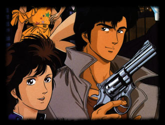City Hunter - 1st TV main title - Nicky Larson -  Générique n°1 TV