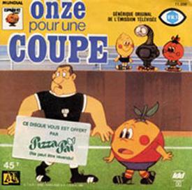 Fútbol en acción - Onze pour une Coupe