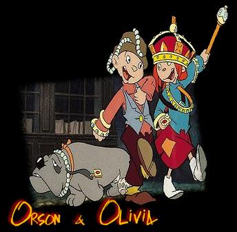 Orson et Olivia - Orson et Olivia