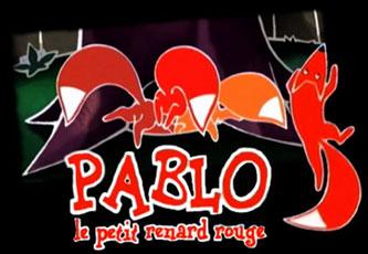 Pablo, the little red fox - Opening - Pablo, le petit renard rouge - Générique de début