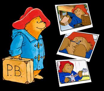 The Adventures of Paddington Bear - Main title - Paddington (Les aventures de l'ours) - Générique VO