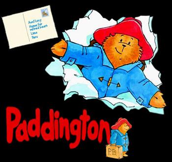 The Adventures of Paddington Bear - Main title - Paddington (Les aventures de l'ours) - Générique