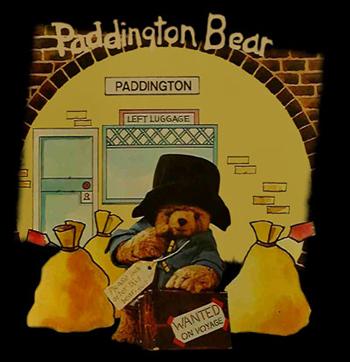 Paddington Bear - Main title - Paddington (L'ours) - Générique VO