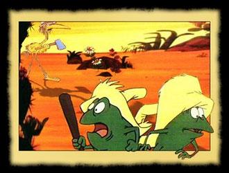 Tijuana Toads - Main title - Pancho et Rancho - Générique