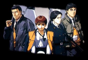 Kido Keisatsu Patlabor - 1st japanese ending - Patlabor - Générique de fin japonais 1