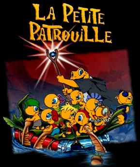 Toad Patrol - Season1 - Ending - Petite patrouille (la) - Saison 1 - Générique de fin