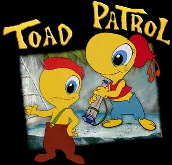 Toad Patrol - Season 1 - Opening  - Petite patrouille (la) - Saison 1 - Générique de début VO