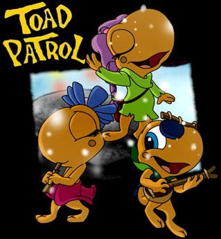 Toad Patrol - Season 2 - Opening  - Petite patrouille (la) - Saison 2 - Générique de début VO