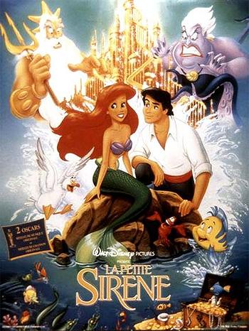 The Little Mermaid - Partir là-bas - Petite Sirène (la) -  Partir là-bas