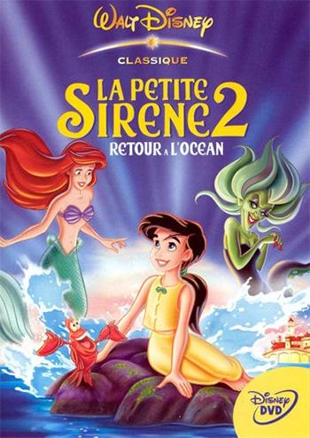 The Little Mermaid II : Return to the Sea - Sous le soleil et l'océan - Petite Sirène 2 (la) -  Sous le soleil et l'océan