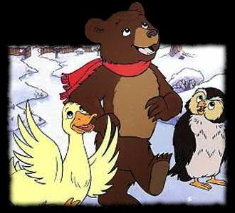 Little Bear - Main title - Petit Ours - Générique