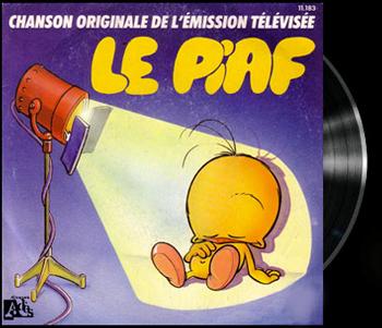 Le Piaf - Main title - Piaf (le) - G�n�rique